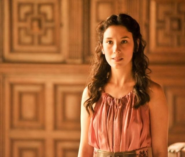 Sibel Kikelli Played A Big Part In Game Of Thrones Appearing As Shae A Prostitute That Ends Up Being Tyrion Lannisters Girlfriend