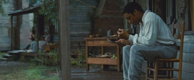 Chiwitel Ejiofor in Steve McQueen's 12 Years a Slave