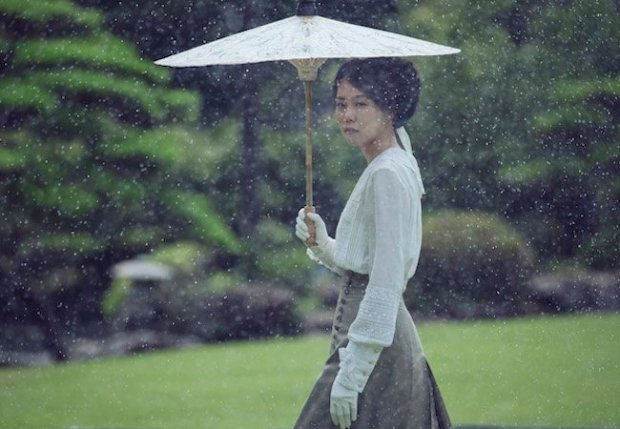 Kim Min-hee in The Handmaiden, an Amazon Studios / Magnolia Pictures release. Photo courtesy of Amazon Studios / Magnolia Pictures.
