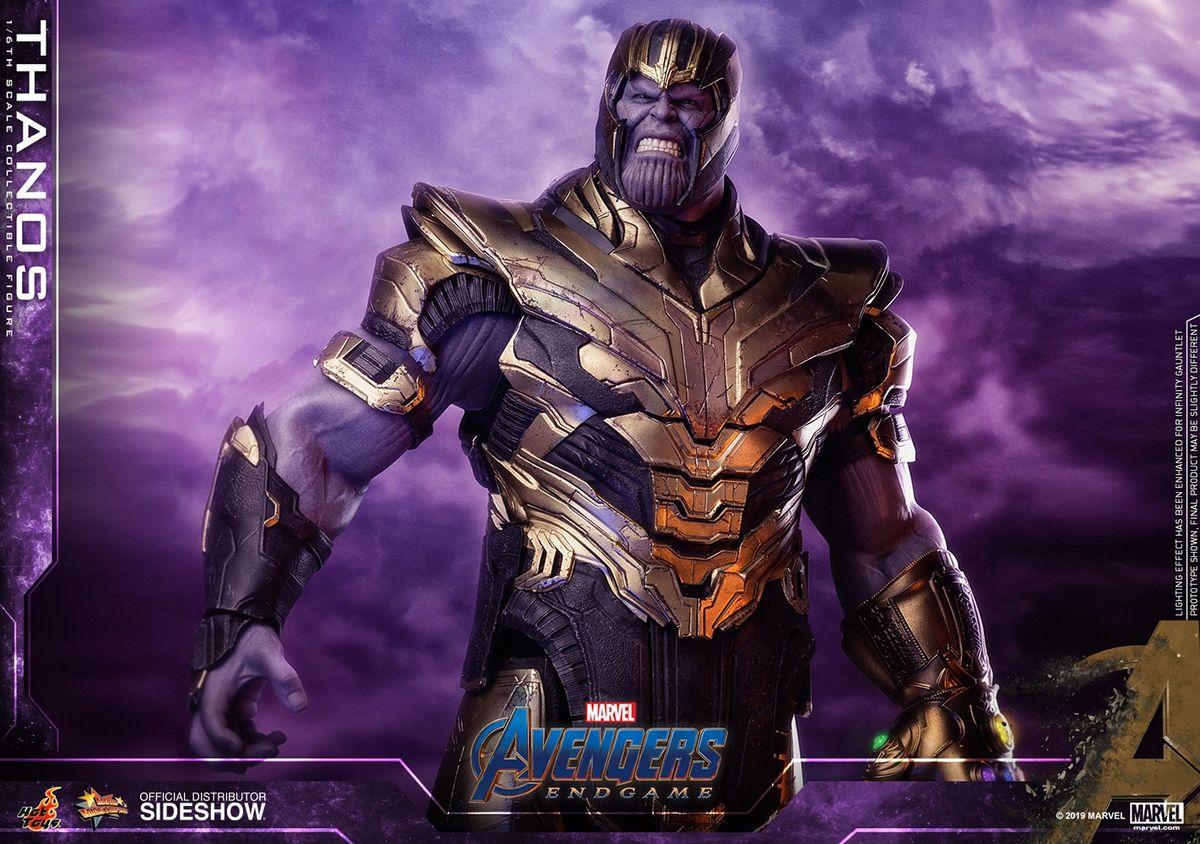 Avengers Endgame - Thanos - 1/6 Scale Movie Masterpiece Hot Toys Action Figure - Movie Mania