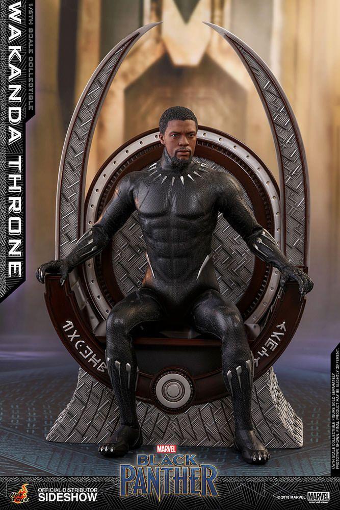 Black Panther Movie  Wakanda Throne 16 Scale Movie