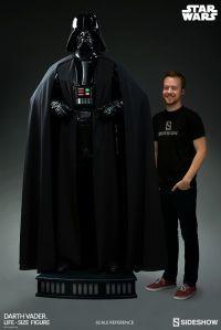 Star Wars - Darth Vader - Life-Size Sideshow Collectibles ...