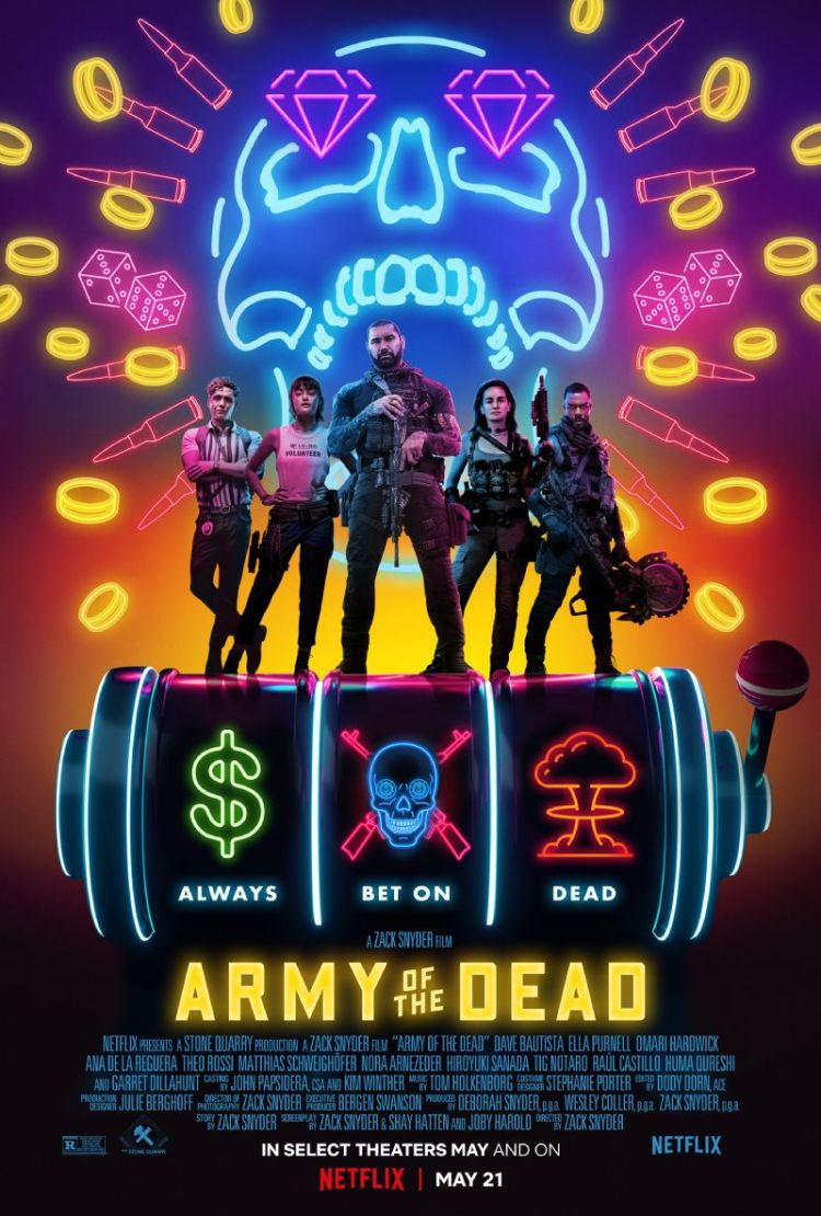 Army of the Dead (2021) - MovieMeter.nl