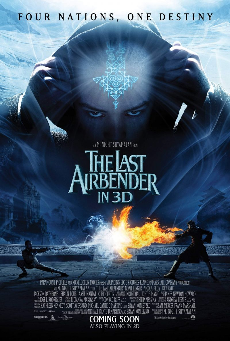 The Last Airbender 2010  MovieMeternl