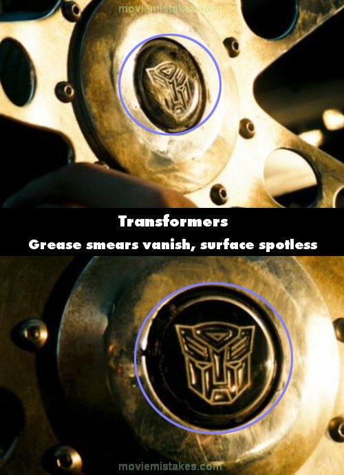 """""""Kesalahan Dalam Film Transformers"""""""