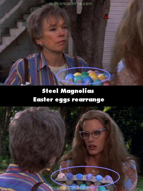 Steel Magnolias 1989 Movie Mistake Picture ID 21560