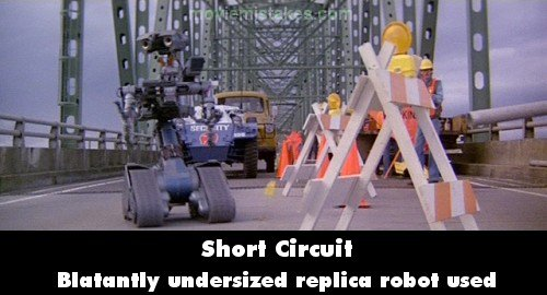 Johnny 5 Robot Johnny 5 Is The Main Character In The Short Circuit