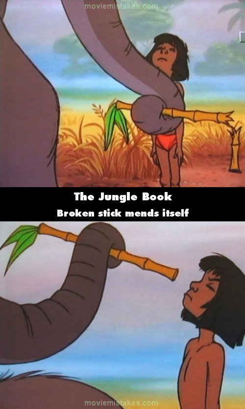 Beatles Quotes Wallpaper The Jungle Book 1967 Movie Mistakes Goofs And Bloopers