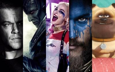De 12 zomerfilms van 2016
