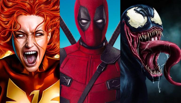 De superheldenfilms van 2018