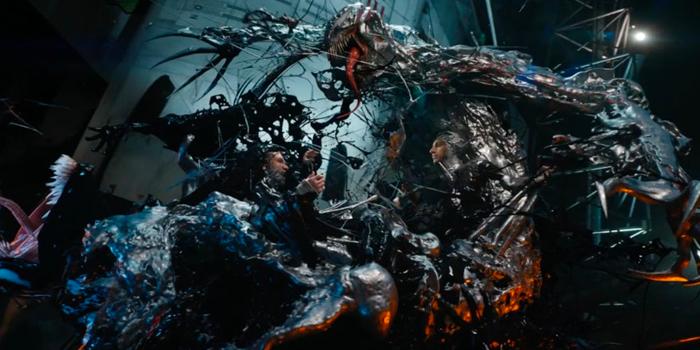 Venom Vs. Riot