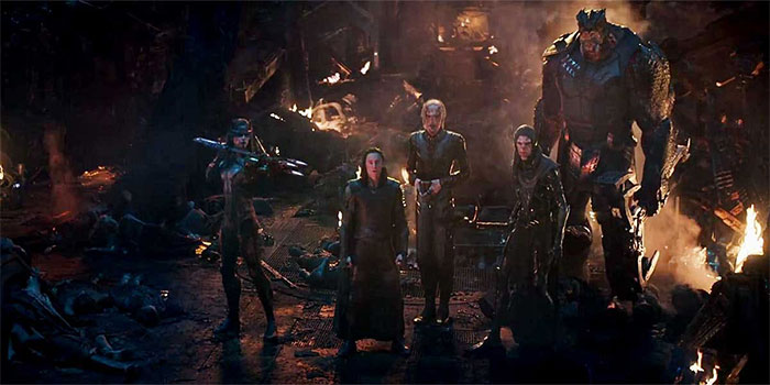 The Asgardians