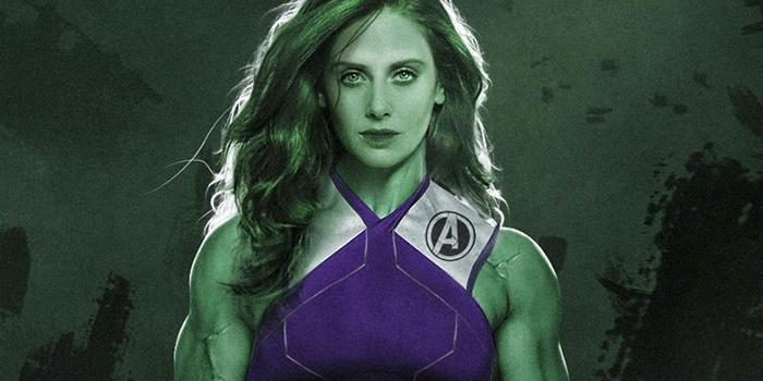 Alison Brie als She-Hulk