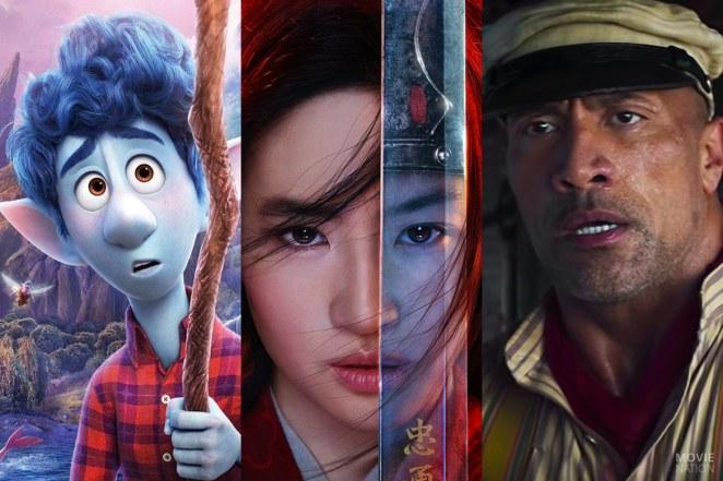 De Disney-films in 2020