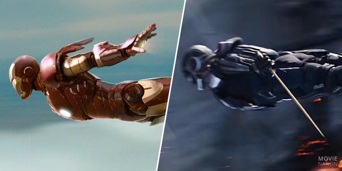 Taskmaster kopieert Iron Man