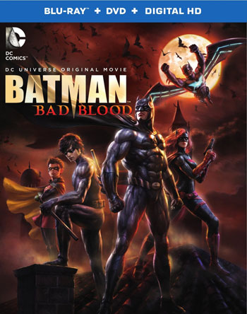Batman: Bat Blood movie poster