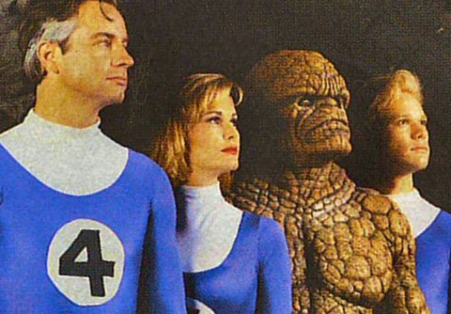 Doomed The Untold Story of The Fantastic Four  Movie Trailer Cast DVD Bluray