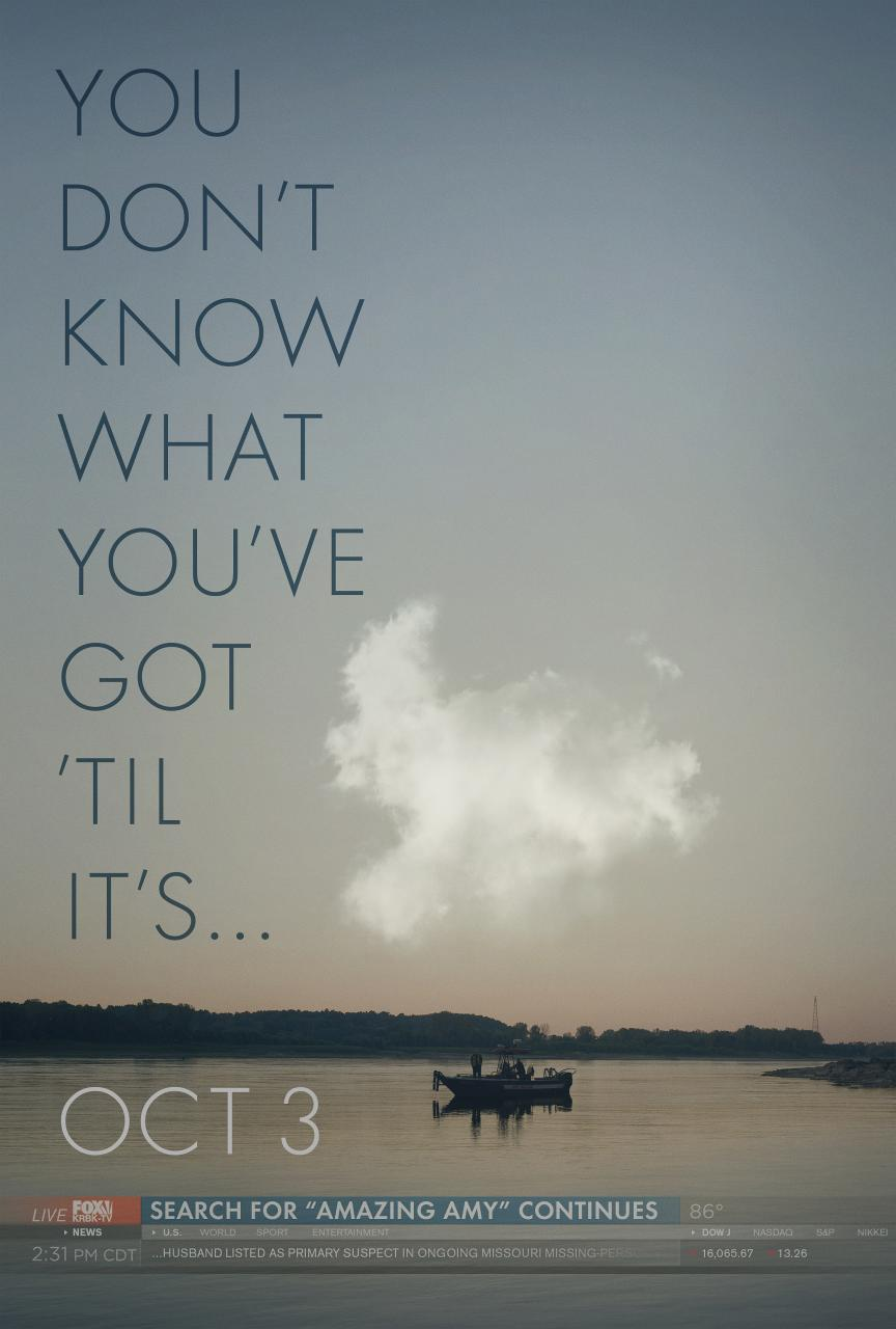 Gone Girl 2014 Ben Affleck  Movie Trailer Release Date