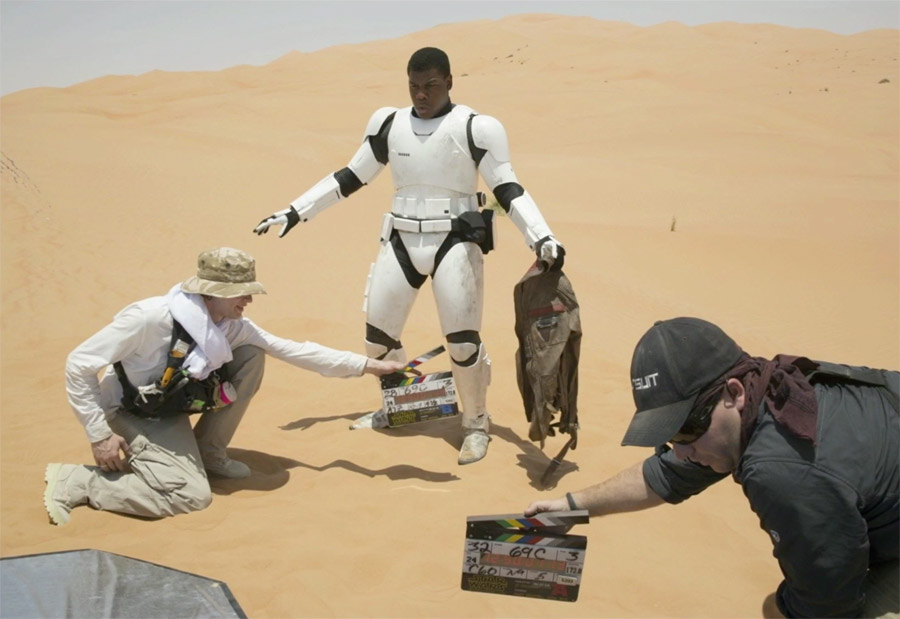 Star Wars The Force Awakens New Set Photos  Movienewzcom