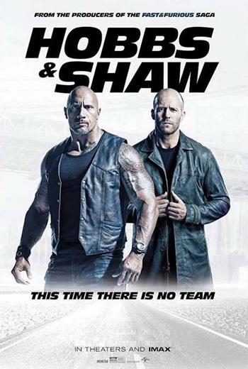 Szybcy i wściekli: Hobbs i Shaw (2019) Film Online Zalukaj CDA