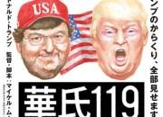 華氏119