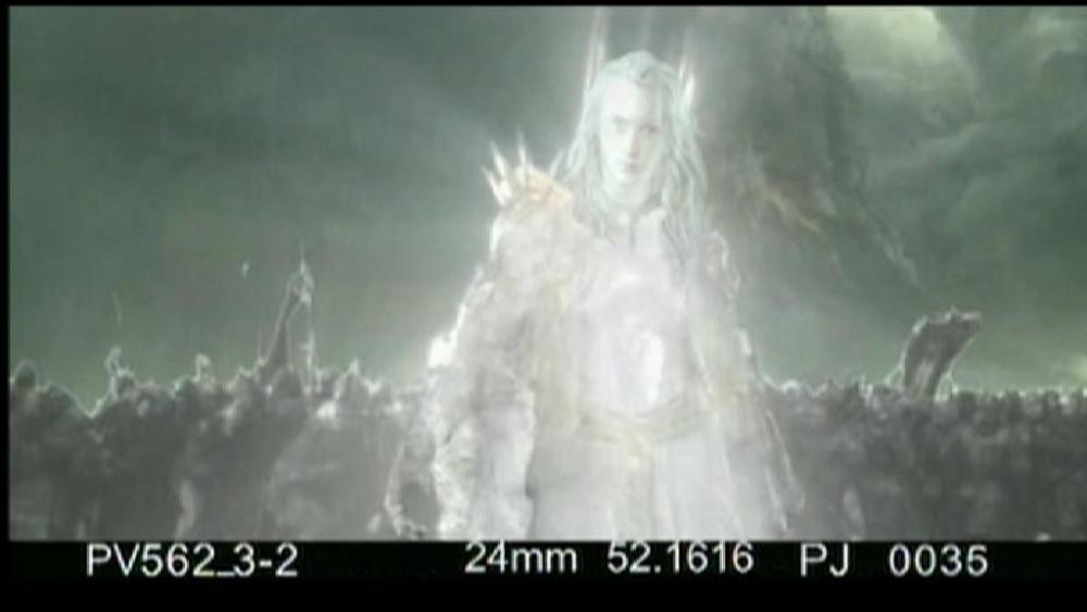 Benedict Cumberbatch Is Sauron (4/5)