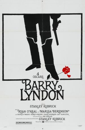 Barry Lyndon Poster