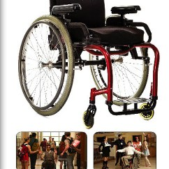 Wheelchair Glee Hammock Chair Stand India Profiles In History Fox Official Online Auction Sept 17th Gleechair3