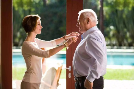 Anthony Hopkins als Ted Crawford in Fracture