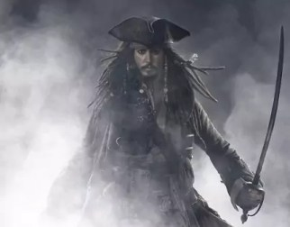 Pirates Of The Carribean 3 Johnny Depp
