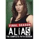 Alias Final Season Poster