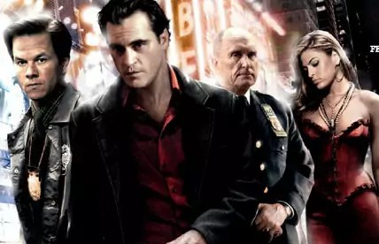 Joaquin Phoenix, Mark Wahlberg, Eva Mendes en Robert Duvall in We Own The Night