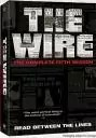 The Wire season 5 DVD cover