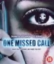 Blu-Ray cover one missed call remake