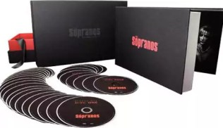 the sopranos complete dvd collection