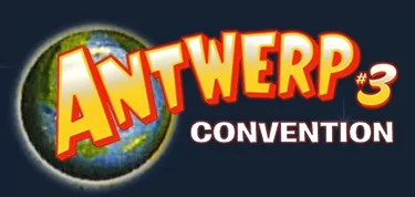antwerp convention #3 logo