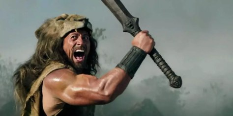 The Rock als Hercules