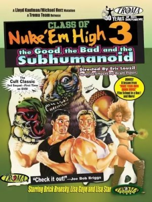 Class of Nuke'Em High III