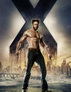 X-Men: Days of Future Past X-posters: Wolverine Past