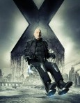 X-Men: Days of Future Past X-posters: Professor Charles Xavier Future