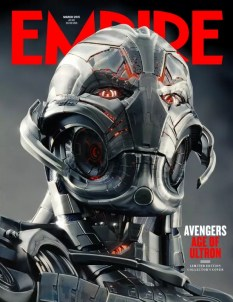 Ultron op Empire Magazine
