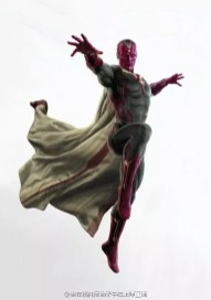 The Vision - Avengers Age of Ultron