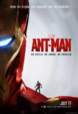 Ant-Man - Avengers poster - Iron Man version