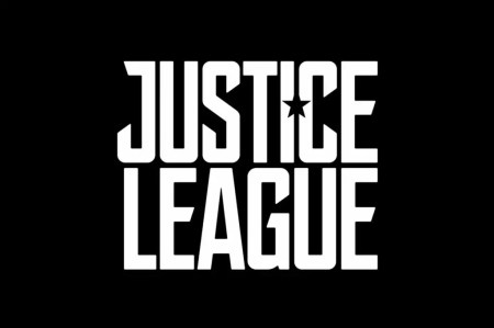 justice league logo zwart