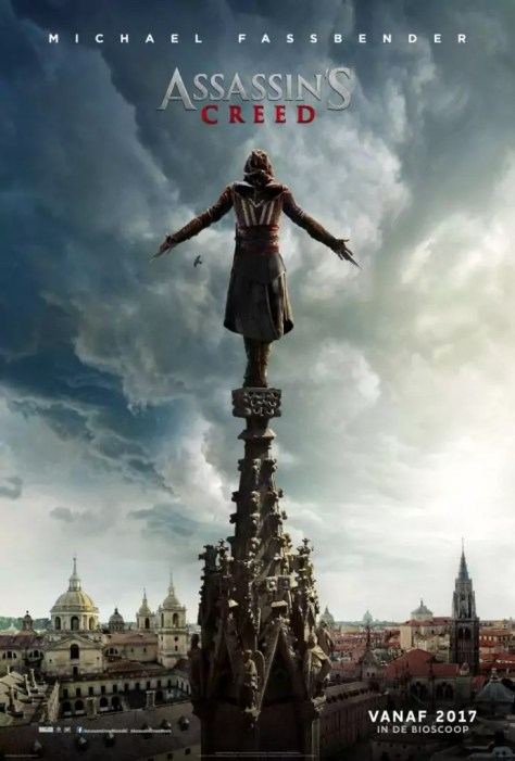 nieuwe Assassin's Creed poster