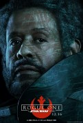 Star Wars Rogue One karakterposter met Forest Whitaker als Saw Gerrera