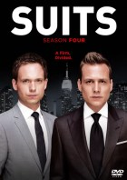 Suits seizoen 4 DVD-cover