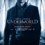 Underworld Blood Wars karakterposter met Theo James als David