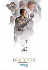 Creatieve Star Wars Rogue One poster