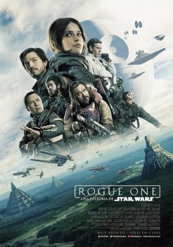 Spaanse Star Wars Rogue One poster 1